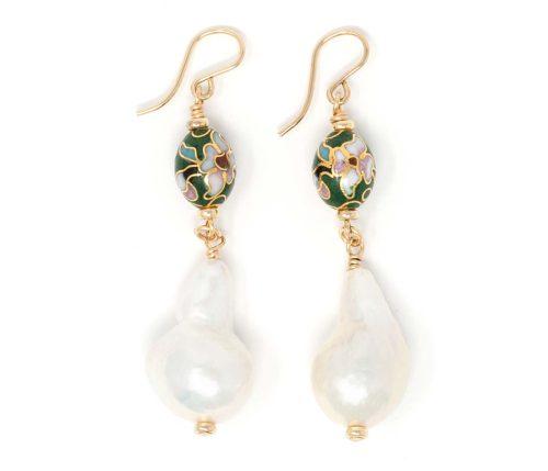 Maria Masella atelier boucles d'oreilles - earrings