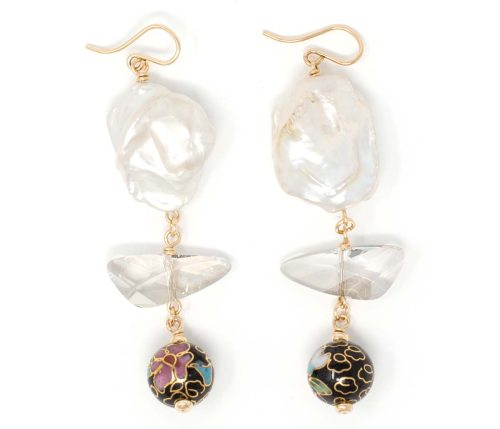 Maria Masella atelier - Boucles d'oreilles - Earrings
